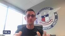 Houston Police Officers Union President Joe Gamaldi