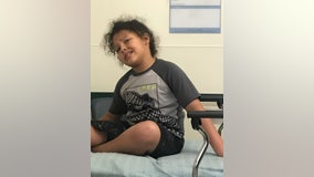 Authorities locate family of child found walking alone in Crystal Beach