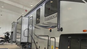 RV sales are soaring, as people look for safe ways to travel