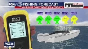 Fishing forecast, Saturday June 20