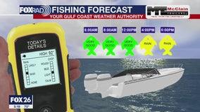 Sunday Fishing forecast June 21