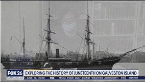 Juneteenth started on Galveston Island