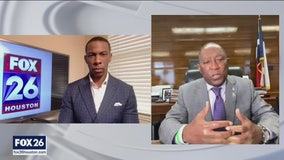 One-on-one with Mayor Sylvester Turner