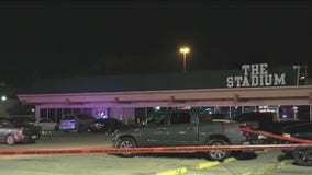 1 dead after large shootout in Spring parking lot