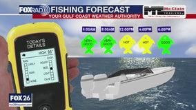 Fishing Forecast for Sunday June 7