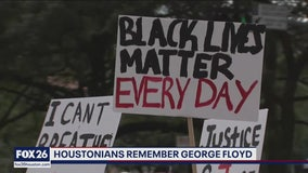 eRace the hate - Houstonians remember George Floyd