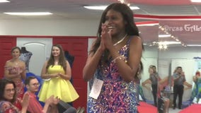 League City business owner holds dress pageant due to canceled proms