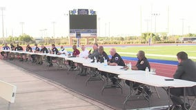 Galveston County police chiefs attend community forum on law enforcement