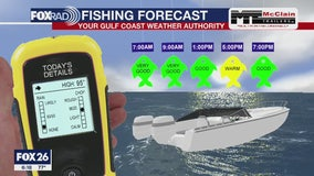 The Fishing Forecast for Saturday June 6