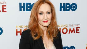 'Harry Potter' creator JK Rowling responds to critics over her transgender comments