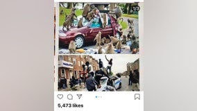 Several complaints of racially insensitive posts by Houston police officers