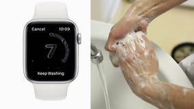 Apple introduces hand-washing feature on Apple Watch with 20-second countdown timer