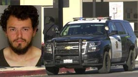Several officers injured, suspect dead following standoff in Paso Robles