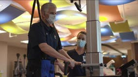 Specialized program at TIRR Memorial Hermann helps COVID-19 patients recover