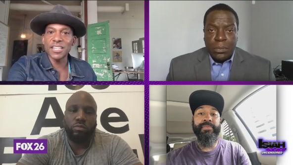 Organization created to help black men share racial trauma and healing