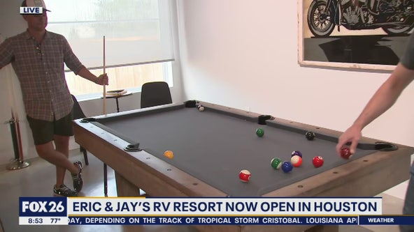 Eric and Jay's RV Resort now open in Houston