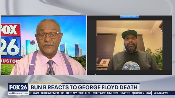 Bun B reacts to death of George Floyd