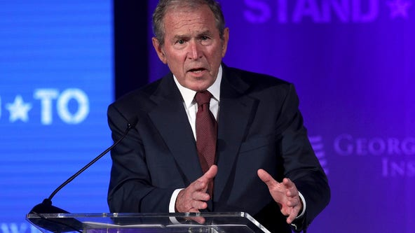 'It is time for America to examine our tragic failures': George W. Bush speaks on George Floyd death