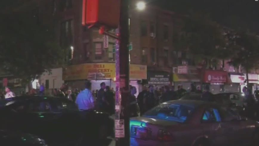 Man stabs cop, two officers shot in Brooklyn
