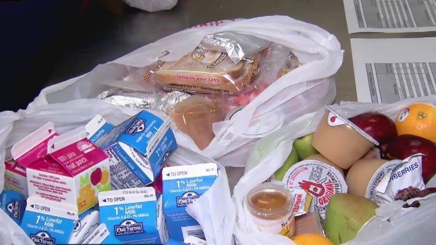 Local school districts begin summer meal programs