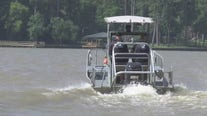 Houston Police Department Lake Patrol keeping everyone safe this holiday weekend