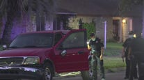 Woman grazed in the head during shooting