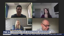 Viewers' coronavirus questions answered
