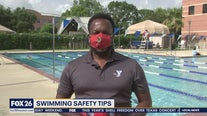Swimming safety tips ahead of Fourth of July weekend
