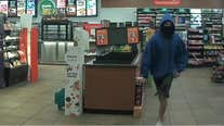 Convenience store robbery in Houston from January