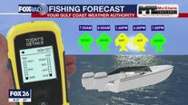 Fishing forecast Sunday June 12