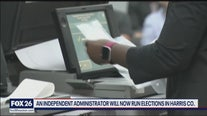 An appointed independent administrator will run Harris Co. elections - What's Your Point?