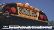 Discussing health concerns ahead of a return to school campuses