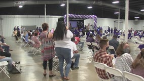 Mothers pull off high school graduation in nine days for Klein Cain High School students