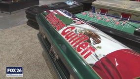 Custom casket maker donates casket to family of slain Fort Hood soldier