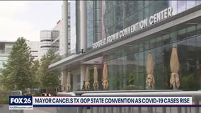 Houston cancels Texas GOP convention - What's Your Point?