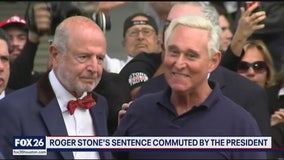 President Trump commuted the jail sentence of Roger Stone- What's Your Point?