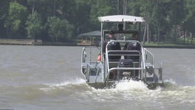 HPD Lake Patrol ensuring safety, social distance during Fourth of July weekend