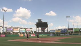 Sugar Land Skeeters host first game since quarantine