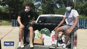 Woodland's College Park High School students create new initiative to help feed others
