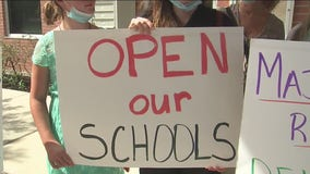 Conroe ISD parents demand kids be allowed to attend school in-person