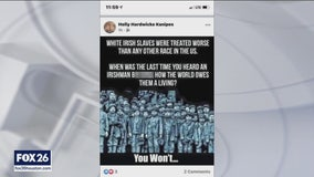Pearland ISD employee under investigation for slavery Facebook post