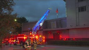 Fire at Chinese Consulate in Houston due to classified documents being burned ahead of eviction