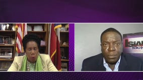 Congresswoman Shiela Jackson Lee speaks about COVID-19, canceled GOP convention in Houston