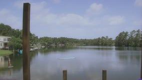 Residents celebrate Nude Recreation Week at Emerald Lake Resort