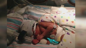 Pregnant school volunteer dies from COVID-19, community rallies around premature baby