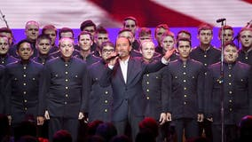 Lee Greenwood works with U.S. Air Force, Home Free for new version of 'God Bless the U.S.A.'