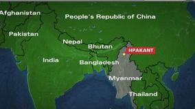Death toll mounts in jade mine landslide in Southeast Asia