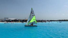 Summer Lagoonfest: Texas' largest crystal lagoon opens in Texas City July 15