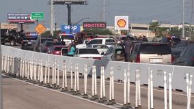 Standoff ends on U.S. Highway 59, suspect in custody