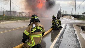 City of Mont Belvieu: Fire contained at Lone Star NGL Facility